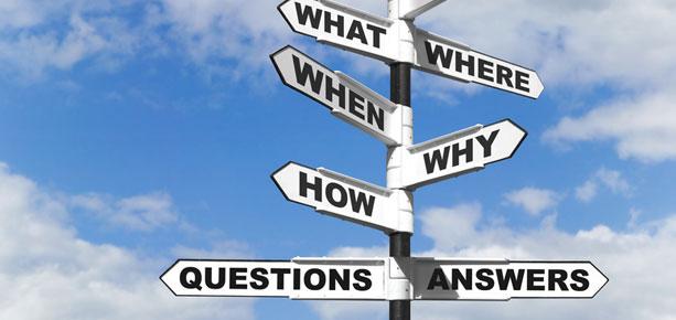 Wegweiser zu den Fragen rund um die Einstein Forschungsvorhaben