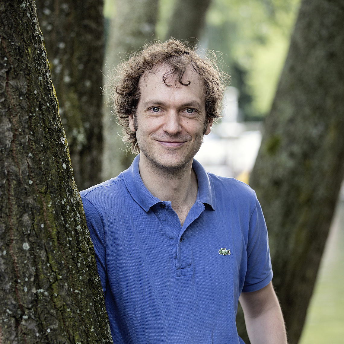 Porträt von Michiel Remme.