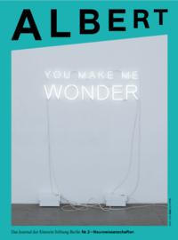 Cover Albert Nummer 2 zum Thema Neurowissenschaften
