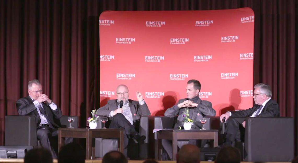 Diskussion Imperiales China Einstein Stiftung Berlin