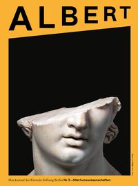 Cover des Albert Nummer 3 zum Thema Altertumswissenschaften