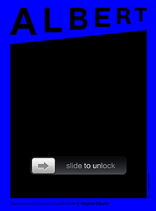 Cover des Albert Nummer 5 zum Thema Digitale Zukunft