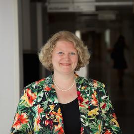 Einstein Professorin Angelika Eggert.