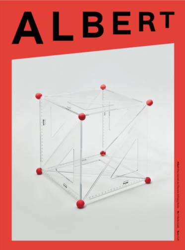 Cover des Albert Nummer 1 zum Thema Mathematik.