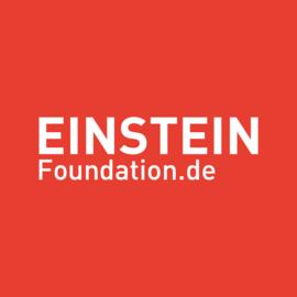 Logo der Einstein Stiftung Berlin.